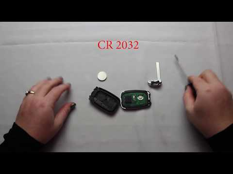 How To Replace A Chevrolet Volt Key Fob Battery