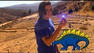 getlinkyoutube.com-Power Rangers Dino Super Charge Blue Ranger