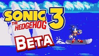 getlinkyoutube.com-Sonic the Hedgehog 3 - Beta Bytes
