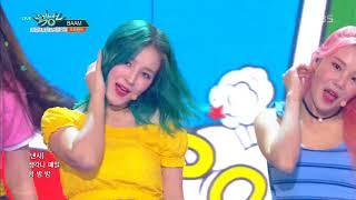 뮤직뱅크 Music Bank - BAAM - 모모랜드(MOMOLAND).20180629