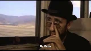 la Ressemblance entre Athman Ariouat et un personnage d'un célèbre film western ....