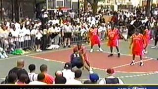 getlinkyoutube.com-EBC at Rucker park 2002 Def Jam vs  Murder Inc (feat. Skip to my Lou)