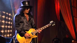 "getlinkyoutube.com-Members of Guns N' Roses – ""Paradise City"" Live at 2012 Rock Hall Induction"