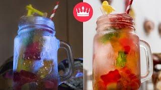 BRILHA NO ESCURO: DRINK CARNAVAL! | Cozinha do Bom Gosto | Gabi Rossi