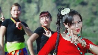 getlinkyoutube.com-Dim Shangbare - Sushmita Syangtan and Prayas Dong | New Nepali Tamang Selo Song 2017