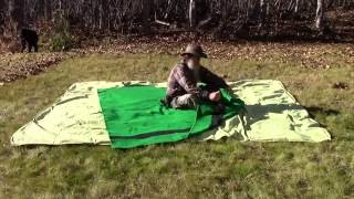 getlinkyoutube.com-Easy To Make Winter Cowboy Bed Roll