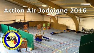 IPSC Action Air - Jodoigne - Level 2 - 27-03-2016