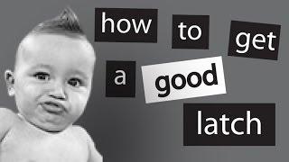 getlinkyoutube.com-Breastfeeding: Getting a Good Latch Every Time