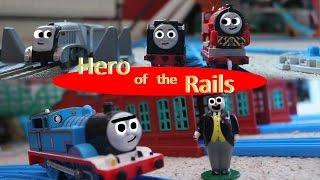 getlinkyoutube.com-Hero of the Rails Movie Remake (1000 subs special)