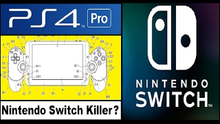 getlinkyoutube.com-Playstation Working On A Nintendo Switch Killer? Nintendo took Back That Early Switch