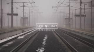 getlinkyoutube.com-[FULL] BTS (방탄소년단) '봄날 (Spring Day)' - Piano Cover