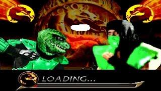 getlinkyoutube.com-Mortal Kombat Anthology - Raptor playthrough