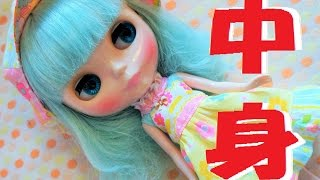 getlinkyoutube.com-【blythe doll♡ブライス人形】分解方法