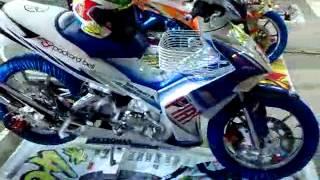 getlinkyoutube.com-Yamaha 135 LC KEDAH Autoshow Tapak Pesta Penang
