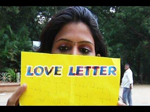 Love Letter - Oka Romantic Comedy Katha - A Short Film By Madhav