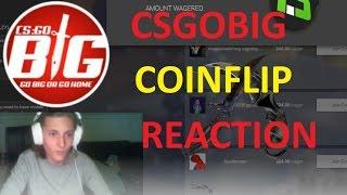 getlinkyoutube.com-CSGO : CSGOBIG Coinflip Reaction