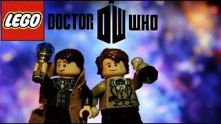 getlinkyoutube.com-Doctor Who (Lego Stop-Motion) HD