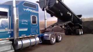 getlinkyoutube.com-kenworth 2001 w900L de castillo trucking