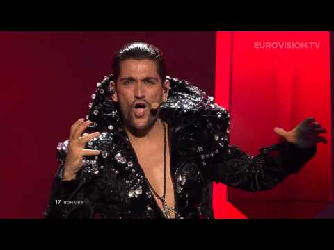 Cezar - It's My Life (Romania) - LIVE - 2013 Semi-Final (2)