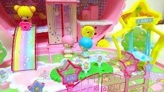 getlinkyoutube.com-(新商品)こえだちゃんキキ&ララ月のおうちであそぼう♪Kiki and Lala's super-fun portable moon house!