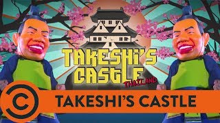 BRAND NEW Takeshi's Castle! | Coming Soon