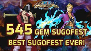 getlinkyoutube.com-545 Gem Sugofest! Best Sugofest EVER! [One Piece Treasure Cruise]