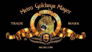 getlinkyoutube.com-MGM Logo 3 Roar 2008 Restoration