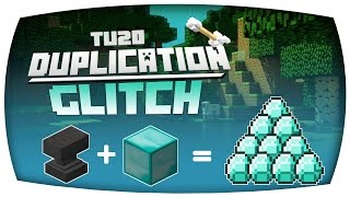 "getlinkyoutube.com-Minecraft: Xbox/PS4 ""Duplication Glitch"" (TU31) NEW"