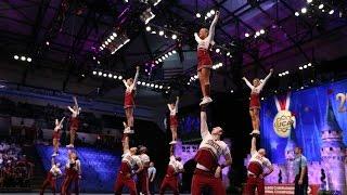 College Spirit: the 2017 UCA & UDA College Cheerleading and Dance Team Nat'l Championship Recap
