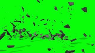 getlinkyoutube.com-Ten Green Screen Debris Exploding Effects  (HD)