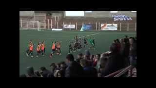 Tiger Brolo-Leonfortese 0-3 (14^ giornata Serie D)