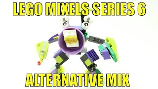 getlinkyoutube.com-LEGO MIXELS SERIES 6 BERP & GURGGLE ALTERNATIVE MIX GERP!