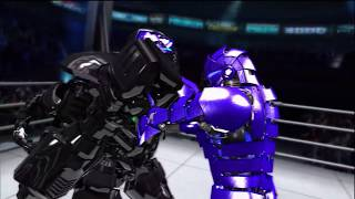getlinkyoutube.com-Real Steel AKO Montage