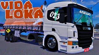 getlinkyoutube.com-Euro Truck Simulator 2 - Caminhão Vida Loka