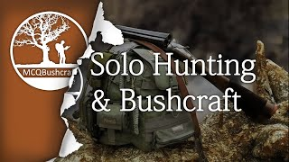 getlinkyoutube.com-Solo Five Day Hunting & Bushcraft