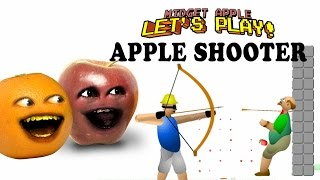 getlinkyoutube.com-Midget Apple - Apple Shooter (ft. Annoying Orange)