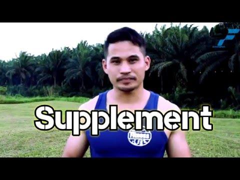Suplement Saya Guna Untuk Fit dan Lean Otot | Strongman Fitness