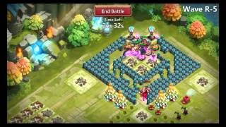 Castle Clash / Royal Clash - SNEAK PEEK zum Evolutionssystem