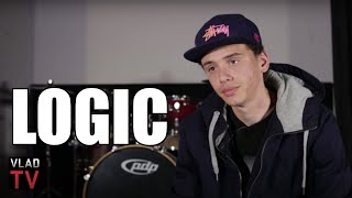 "getlinkyoutube.com-Logic on J. Cole Calling Out White Rappers on ""Fire Squad"""