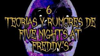 getlinkyoutube.com-6 Teorías y Rumores Aterradores De Five Nights At Freddy's