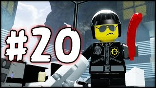 getlinkyoutube.com-LEGO Dimensions - LBA - EPISODE 20