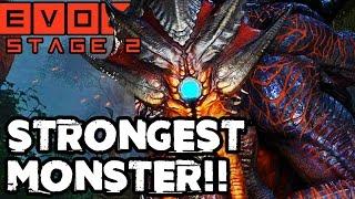 getlinkyoutube.com-THE STRONGEST MONSTER?! ELDER KRAKEN STAGE TWO!! Evolve Gameplay Walkthrough (PC 1080p 60fps)