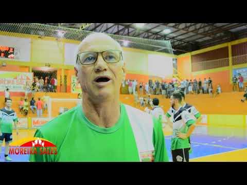 Final Campeonato Municipal de Futsal 2017 - Moreira Sales