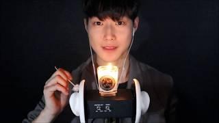 【ENG SUB】KOREAN ASMR  친구가 귀파주는 롤플레이   Ear Cleaning RP   Male ASMR   3DIO MIC