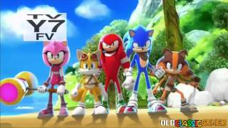 getlinkyoutube.com-Sonic Boom Opening (Intro) HD