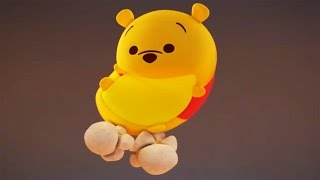 getlinkyoutube.com-Hunny Popcorn | A Tsum Tsum short | Disney