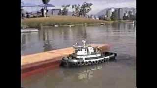 getlinkyoutube.com-RC TUGS 1996 Seaspan Regatta BC Canada