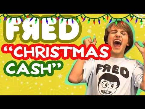 Fred Figglehorn - Christmas Cash - Official Music Video