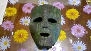 getlinkyoutube.com-La réplica de la máscara de Loki (La máscara Jim Carrey)