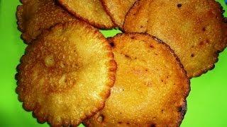 getlinkyoutube.com-How to Cook Easy Pala Ariselu (పాల అరిసెలు) .:: by Attamma TV ::.